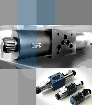 product example: directional control valves